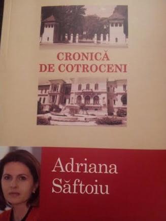 """Memoriile Adrianei Saftoiu: """"Niciunul dintre cei care-mi spun 'Traiane' nu va ramane alaturi de mine"""""""