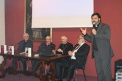 Memoriile primului cardinal roman, Iuliu Hossu - Eveniment romanesc la Milano
