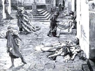 Mentalitati medievale: suvoaiele de mizerie care au adus ciuma in Europa