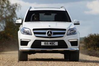 Mercedes, de neoprit: Va lansa un Maybach... de teren!