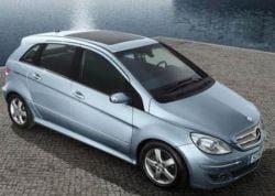 Mercedes A si B-Klasse ar putea fi produse, pana la urma, la Jucu