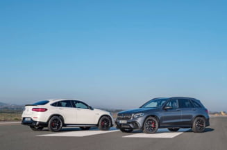 Mercedes-AMG a lansat doua SUV-uri super sportive (Video)