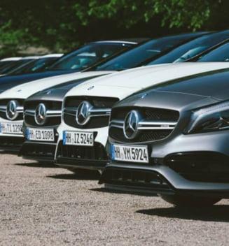 Mercedes-Benz Romania recheama in service 1.449 de autovehicule: Ce defectiuni s-au constatat