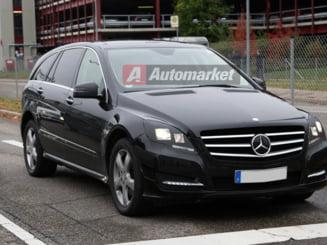 Mercedes-Benz a restilizat R-Klasse