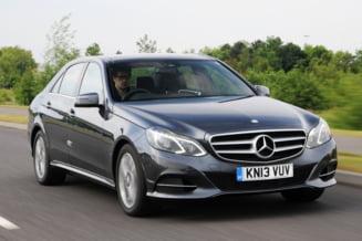 Mercedes E-Class se innoieste cu transmisie made in Romania
