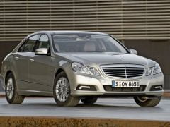 Mercedes E-Klasse va avea propulsoare noi din 2010
