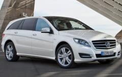 Mercedes a dezvaluit R-Klasse facelift