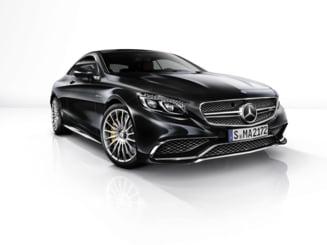 Mercedes a lansat noul S65 AMG Coupe 2015