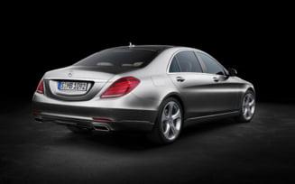 Mercedes a prezentat S63 AMG 2014. Vezi primele imagini oficiale