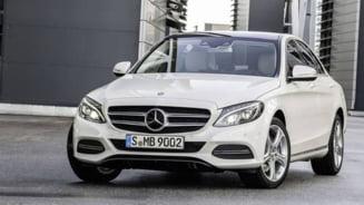 Mercedes a prezentat noul C-Class 2015