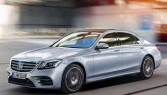 Mercedes a prezentat noul C-Class facelift (Foto)
