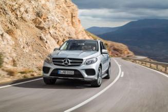 Mercedes a prezentat rivalul pentru BMW X5