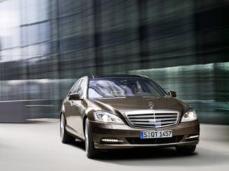 Mercedes a redevenit lider pe piata de lux in SUA