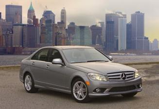 Mercedes clasa C va fi produsa in Alabama