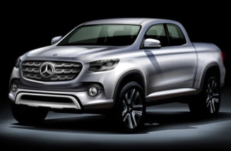 Mercedes lanseaza un model nou: Va fi primul din istoria marcii