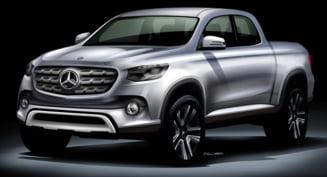Mercedes pregateste un model revolutionar