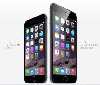 Merita sa-ti iei un iPhone 6, daca ai deja un iPhone 5S? (Video)