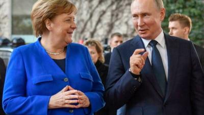 Merkel – Putin, ultima reuniune la Moscova: Lucruri neștiute și cum de vorbește fiecare fluent limba celuilalt FOTO VIDEO