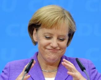 Merkel: Germania e pregatita sa-si cedeze din suveranitate