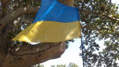 Merkel, Macron si Putin au cazut de acord in privinta importantei unui armistitiu in estul Ucrainei
