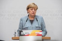 Merkel: NATO ar trebui sa-si intareasca prezenta militara pe flancul de est, pentru a se putea apara de eventualele agresiuni ale Rusiei