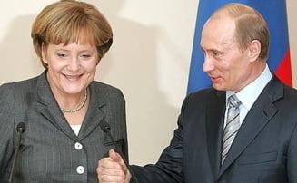 Merkel, Putin si dialogul de la Soci