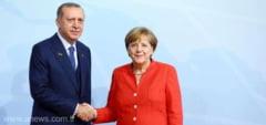 """Merkel: Retragerea fortelor straine din Libia ar fi """"un semnal important"""""""