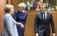Merkel, Trump, May si Macron semneaza o declaratie comuna de condamnare a otravirii fostului spion rus in UK