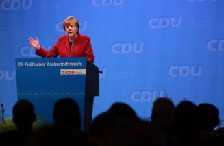 Merkel, aratata cu degetul inainte de summitul extraordinar pe tema refugiatilor: A creat haos!