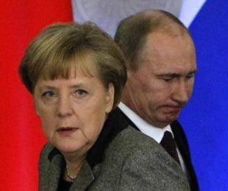 Merkel, nou avertisment pentru Putin: Referendumul din Crimeea e ilegal