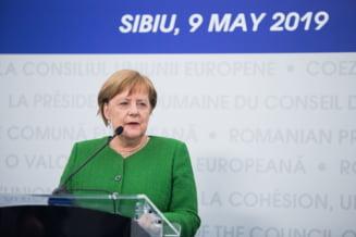 Merkel afirma ca Europa trebuie sa fie unita in fata provocarilor impuse de China, Rusia si SUA