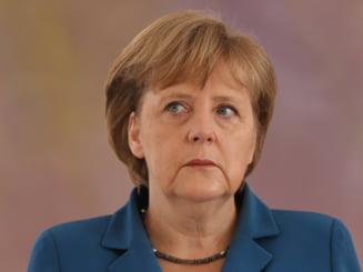 Merkel avertizeaza: Putin nu va fi intimidat daca Ucraina primeste arme din alte tari (Video)