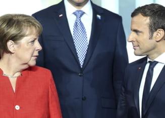 Merkel avertizeaza ca Europa nu se mai poate baza pe SUA si Marea Britanie: Trebuie sa ne luam soarta in propriile maini!