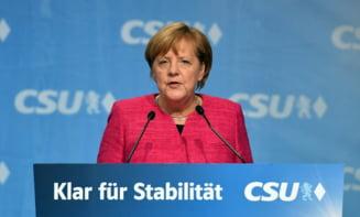 Merkel castiga detasat alegerile, dar extrema dreapta obtine cel mai bun scor de dupa caderea lui Hitler