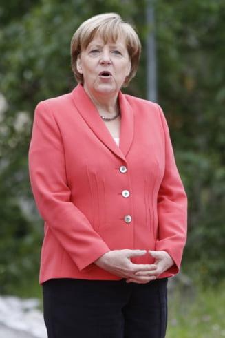 Merkel dezaproba casatoriile gay
