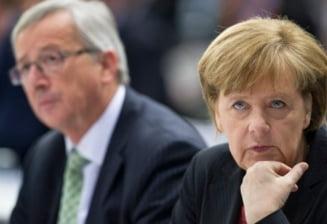 Merkel il ameninta pe Putin cu noi sanctiuni daca armistitiul din Ucraina va fi incalcat