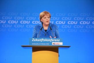 Merkel nu mai e iubita de germani. Popularitatea sa a ajuns la cel mai mic nivel