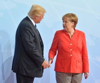 Merkel nu sustine decizia lui Trump de recunoastere a Ierusalimului drept capitala a Israelului