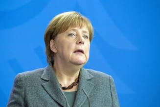 "Merkel o lauda pe Hillary Clinton. Donald Trump? ""Nu-l cunosc"""