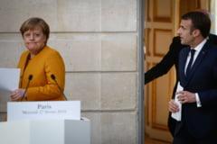 Merkel se distanteaza de Macron in privinta Europei: Punctele de divergenta