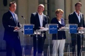 Merkel si Cameron pregatesc alungarea romanilor. Ponta se face ca ploua (Opinii)
