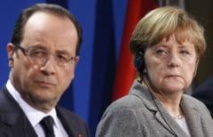 Merkel si Hollande, de neinteles!