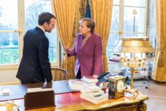 Merkel si Macron anunta ca pregatesc reforma UE. Sunt vizate zona euro, imigratia, apararea si relatiile comerciale