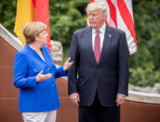 Merkel si Trump s-au intalnit inaintea summitului G20. Iata despre ce au discutat