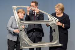 Merkel spune ca Germania va trebui la un moment dat sa interzica toate automobilele diesel