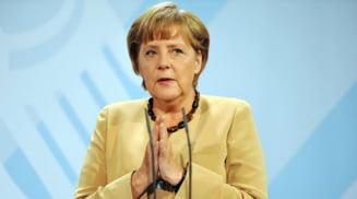 Merkel vrea sa convinga China ca zona euro e sigura