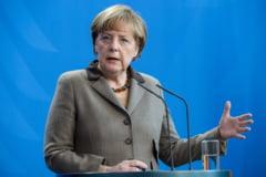 Merkel vrea sa se intalneasca in curand cu Vladimir Putin