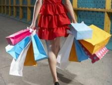 Mersul la cumparaturi, sportul favorit al femeilor