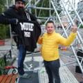 """Mesaj """"special"""" pentru Dragnea de la cei care au montat scena mitingului PSD de la Iasi (Foto)"""