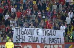 Mesaj compromitator al fanilor lui Dinamo la derbiul cu Rapid. Ce risca in meciul cu Steaua